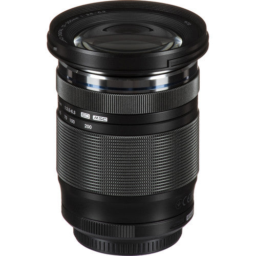 Olympus MFT 12-200mm F3.5-6.3 Lens [Black]