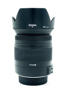 Used Sigma 18-250mm f/3.5-6.3 Lens for Nikon
