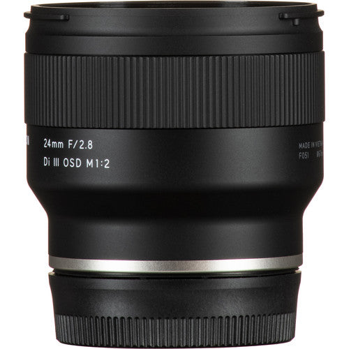 Rental Tamron 24mm f/2.8 Di III OSD M 1:2 Lens for Sony E