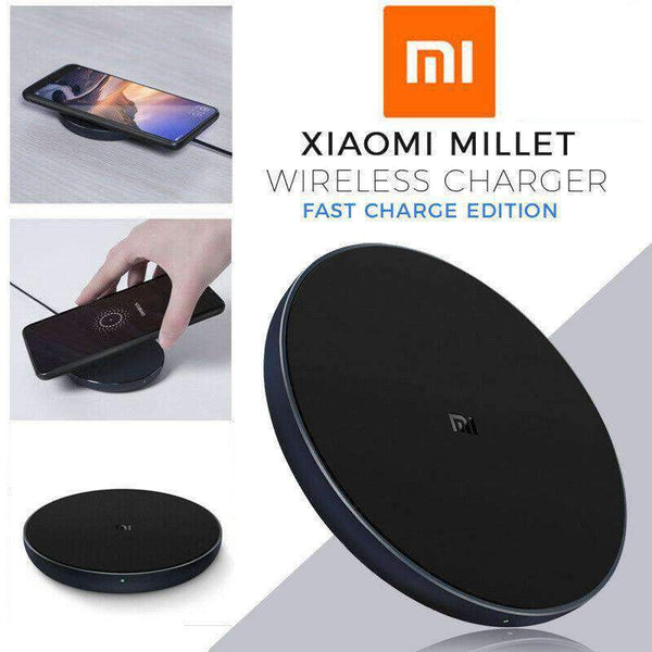 Xiaomi Wireless QI Fast Quick Charger For iPhone Samsung Huawei - A1smartshop