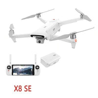 New FIMI X8 SE 2020 8KM Distance FPV With 3-axis Gimbal GPS Drone - A1smartshop
