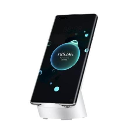 Original Huawei SuperCharge Wireless Charger Stand Max 50W 3D Cooling Design - A1smartshop