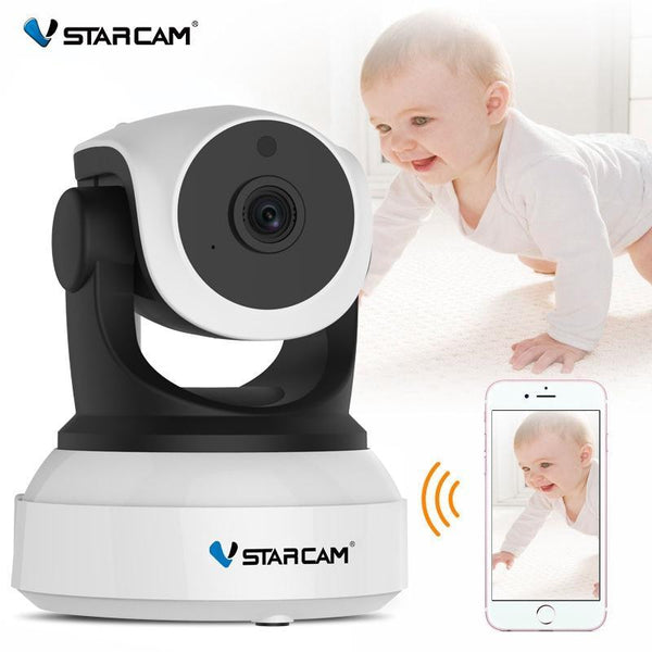 Vstarcam C7824WIP Baby Monitor wifi 2 way audio smart camera - A1smartshop