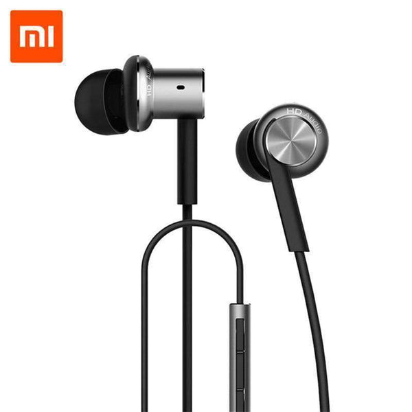 Original Xiaomi Hybrid HD Earphone In-Ear HiFi Earphones - A1smartshop