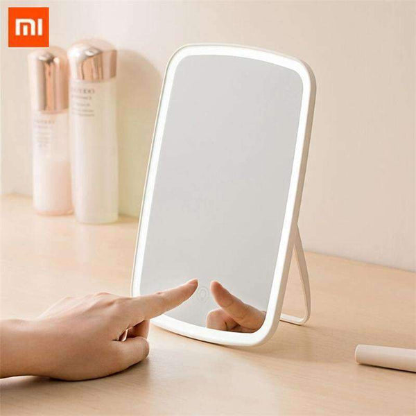 Xiaomi Mijia Intelligent portable makeup mirror desktop led light - A1smartshop