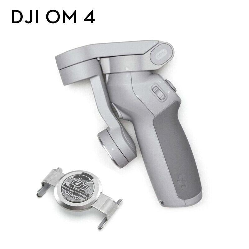 New Orginal DJI OM 4 Handheld Foldable Stabilizer DJI OSMO 4 With Carrying Case - A1smartshop