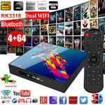 A95X R3 Smart Android 10 TV Box WIFI 4K Media Player youtube mini tv box android 10.0 - A1smartshop