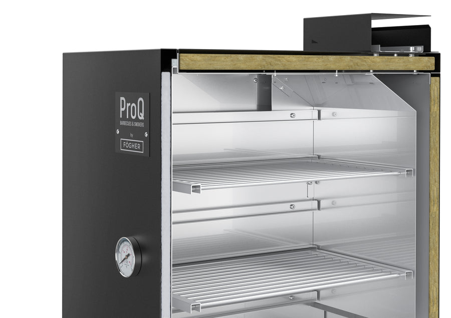 Barbecue a carbone Fògher Professional Smoker 450