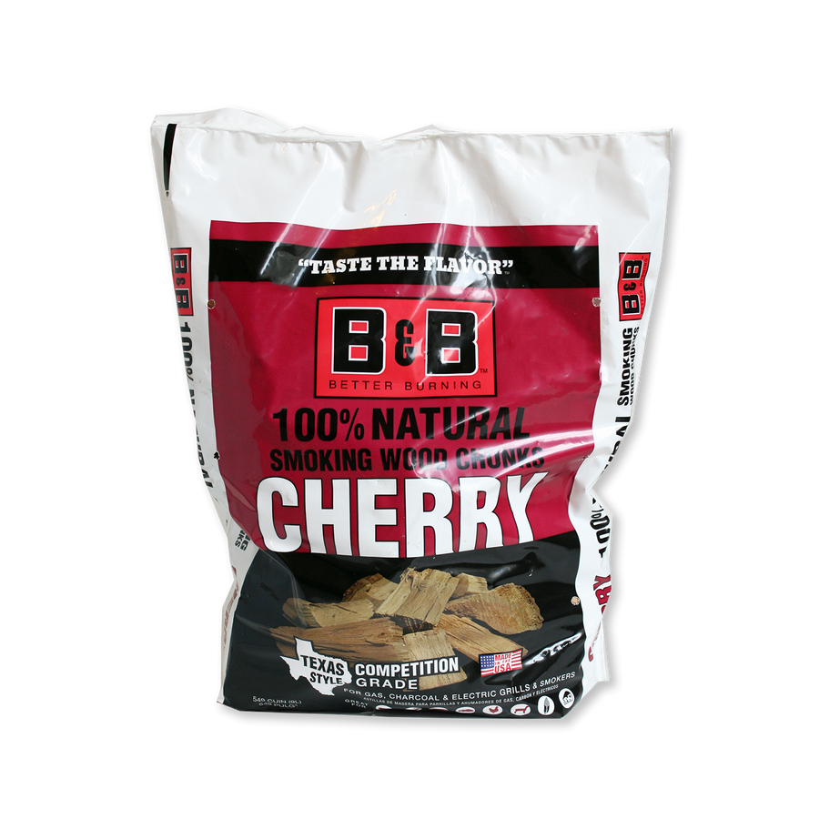 B&B Charcoal Cherry Chunks
