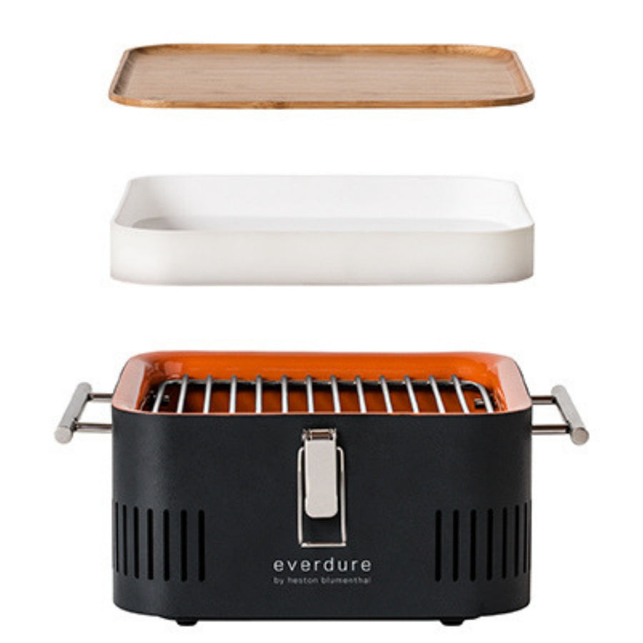 Barbecue a Carbone Everdure CUBE™