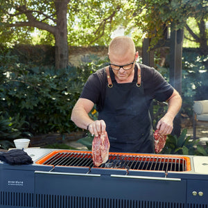 Barbecue a Carbone Everdure HUB™