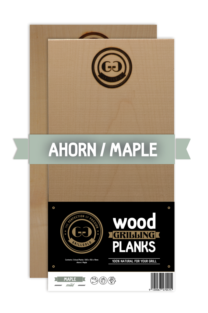 Wood Grilling Planks Acero