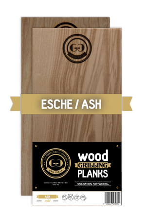Wood Grilling Planks Frassino