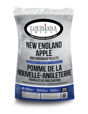 Louisiana Grill Pellet 18 kg New England Apple