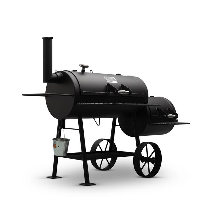 Yoder Smoker Cheyenne 16'' Offset Wood Smoker