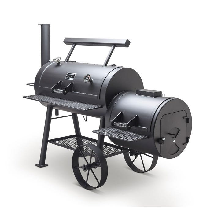 Yoder Smoker Wichita Offset Wood Smoker