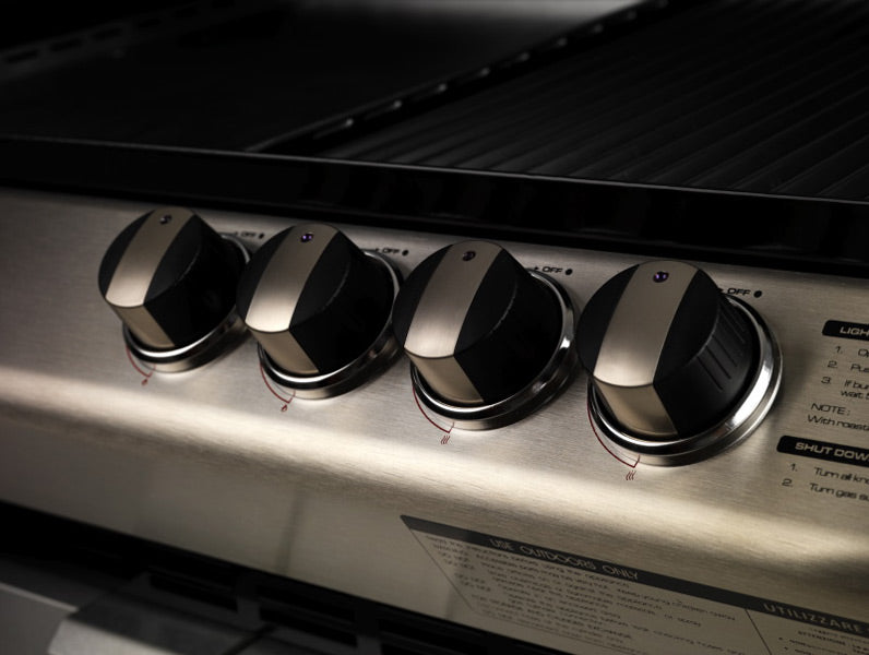 Dolcevita Turbo Elite 6 - Barbecue a Gas