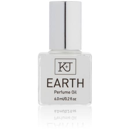 Kelly + Jones Earth Perfume Oil Kelly + Jones