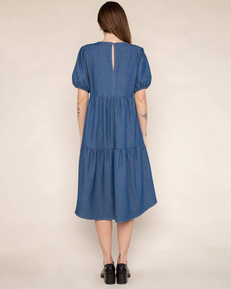 Braquelle Denim Dress