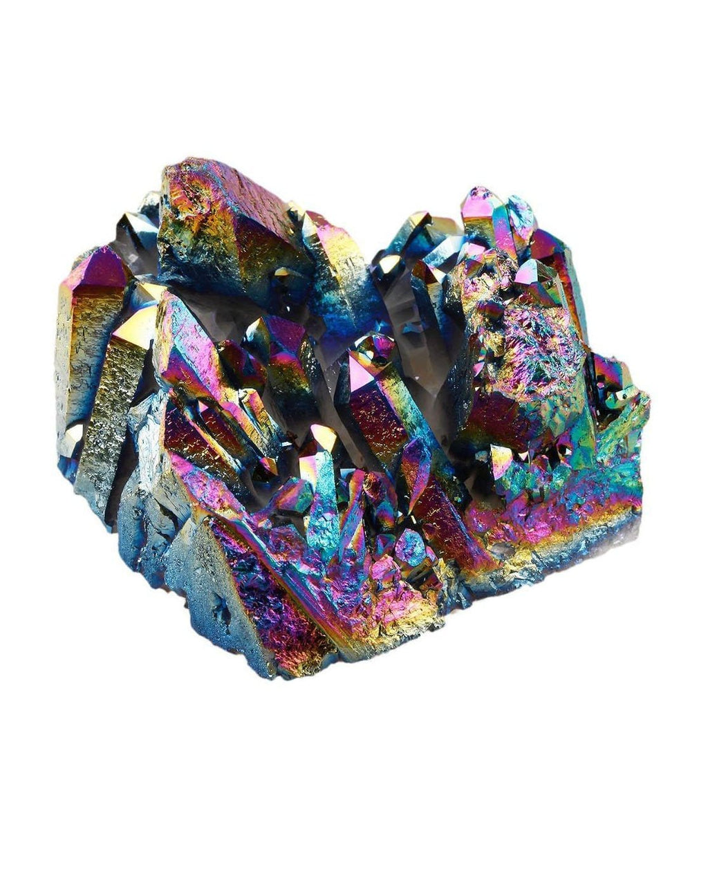 Aura Crystal Clusters