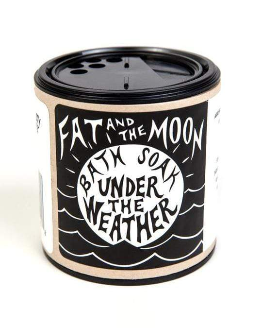 Fat & The Moon Under The Weather Bath Soak
