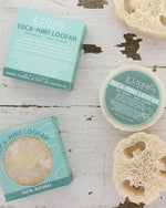 Euca-Mint Loofah Soap