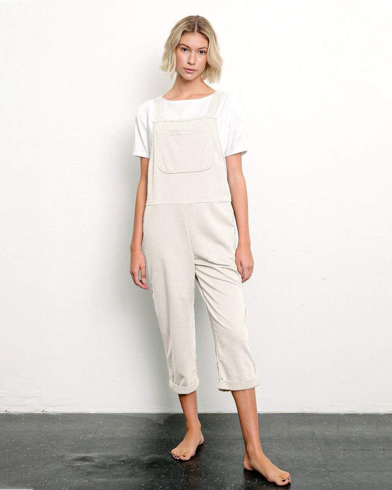 Organic Hemp Relaxed Fit Overall