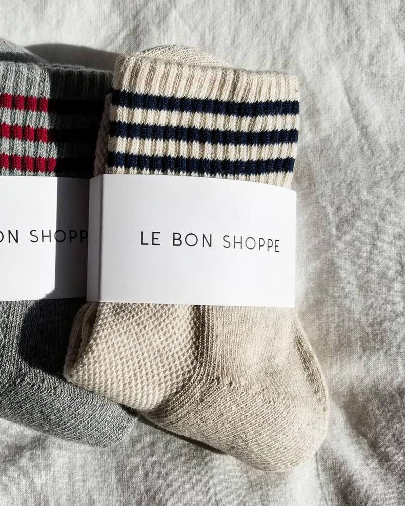 Le Bon Girlfriend Socks Le Bon Shoppe