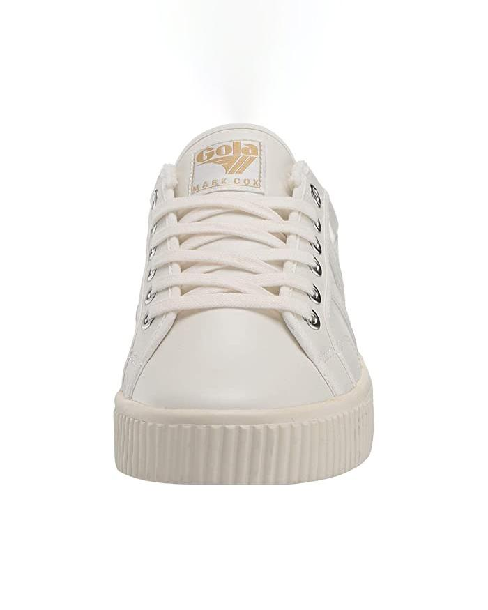 Gola Leather Sneaker White