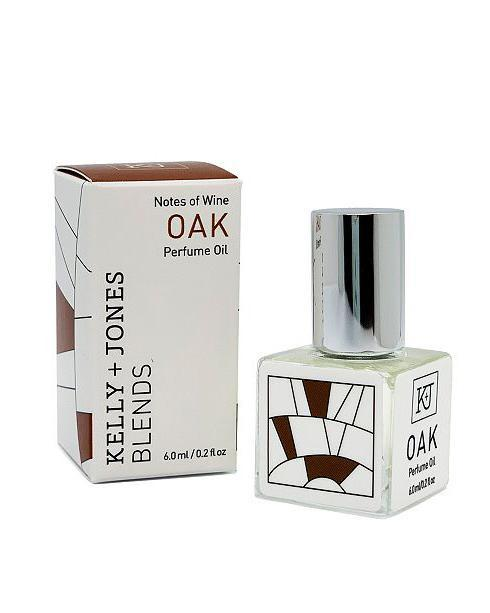 Kelly + Jones Oak Perfume Oil - Haley Solar
