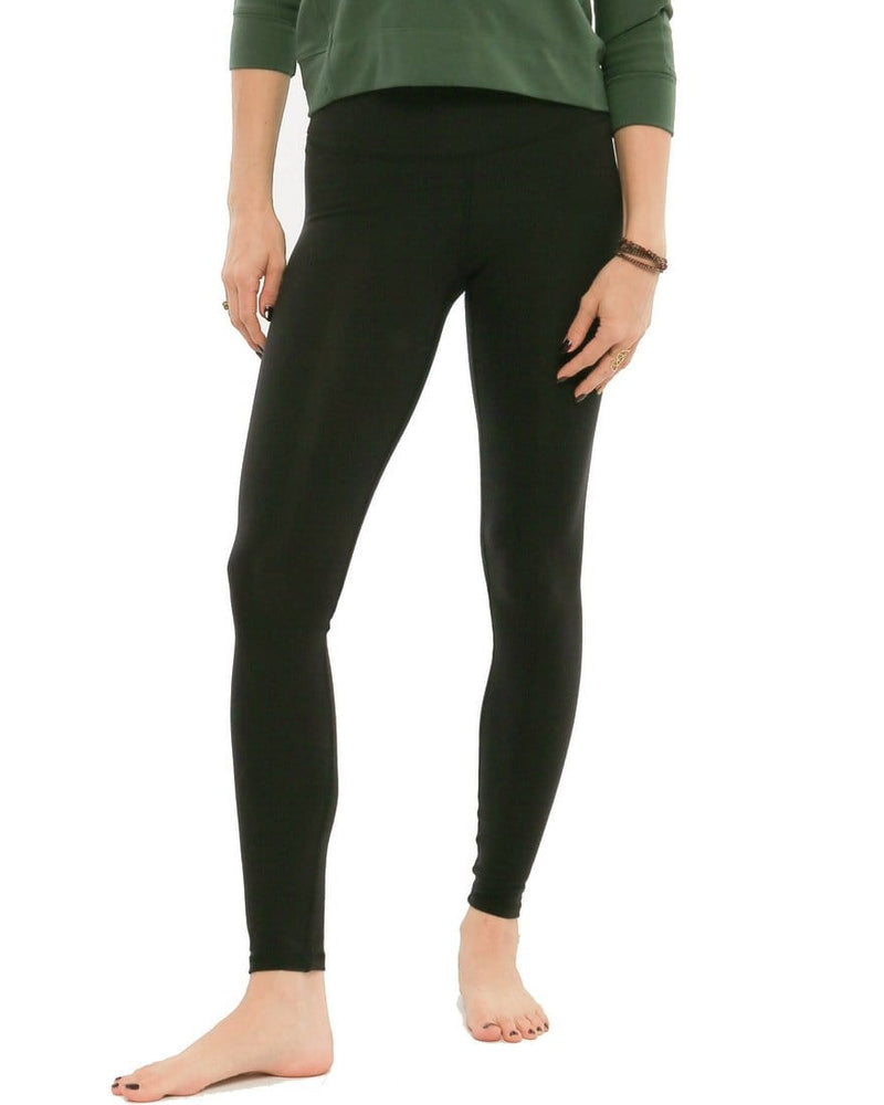 Organic Cotton High-Waist Legging