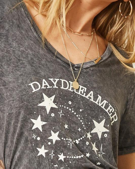 Daydreamer Mineral Washed Tee