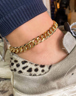 Charlie Chain Anklet