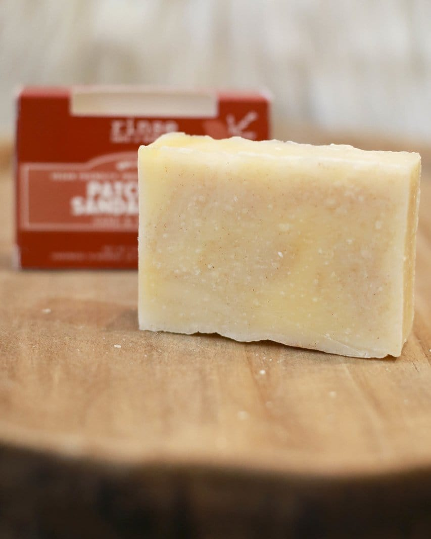 Patchouli Sandalwood Soap Rinse