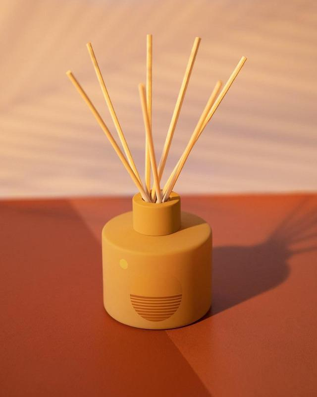 Golden Hour Sunset Reed Diffuser