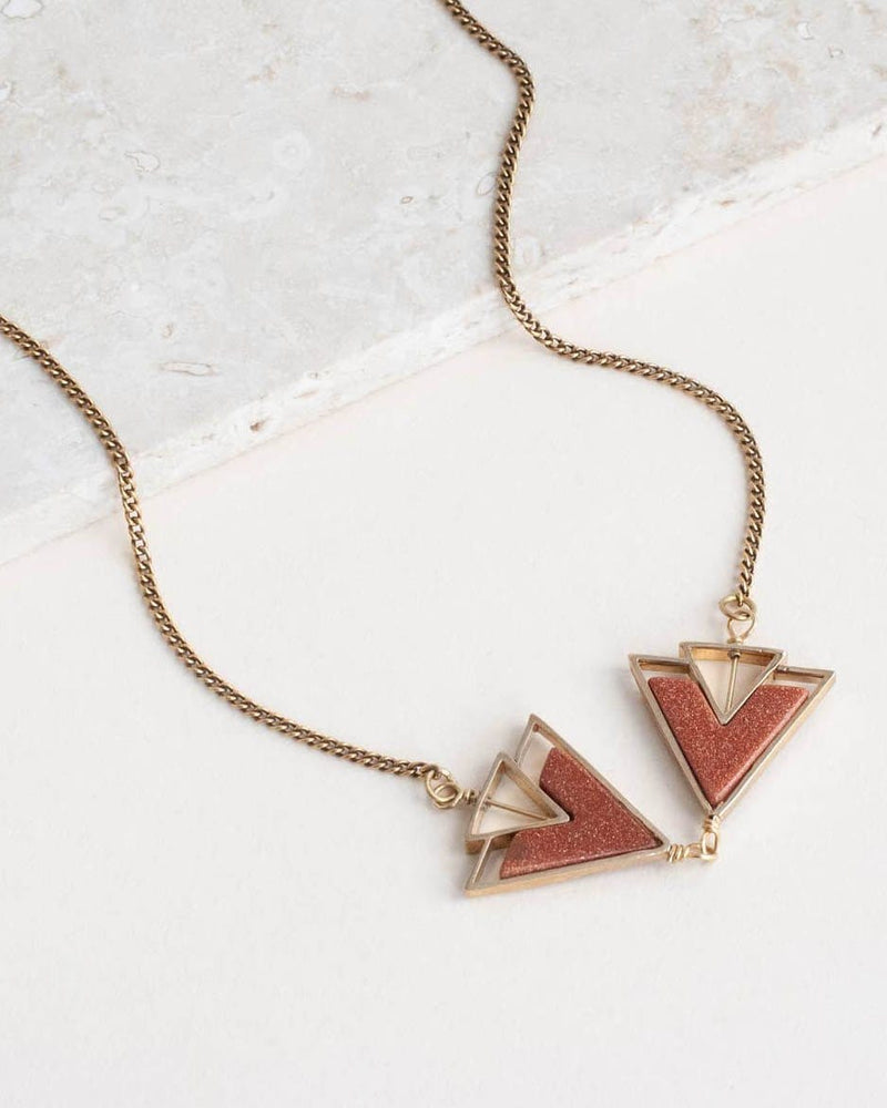 The Leda Necklace Michelle Starbuck Goldstone
