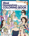 RHONY adult coloring book Hello Harlot