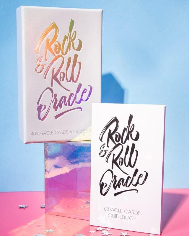 Rock & Roll Oracle Deck Haley Solar
