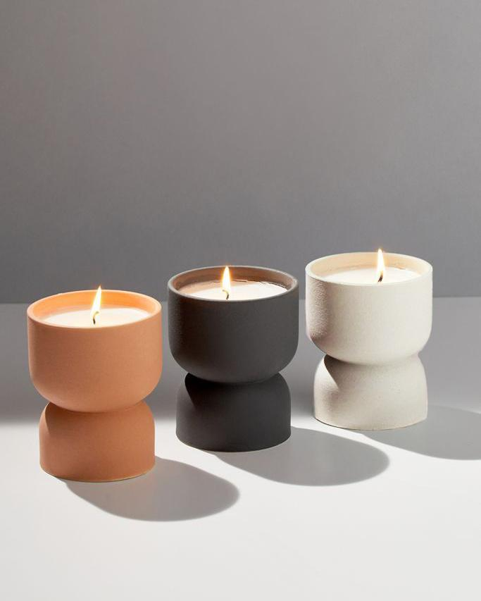 Form Ceramic Candle - Haley Solar