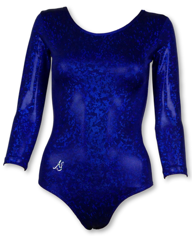 BASIC ROYAL BLUE 3D DAMSKI