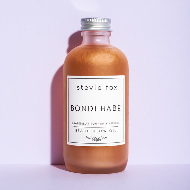 Bondi Babe Beach Glow Oil (body + face)