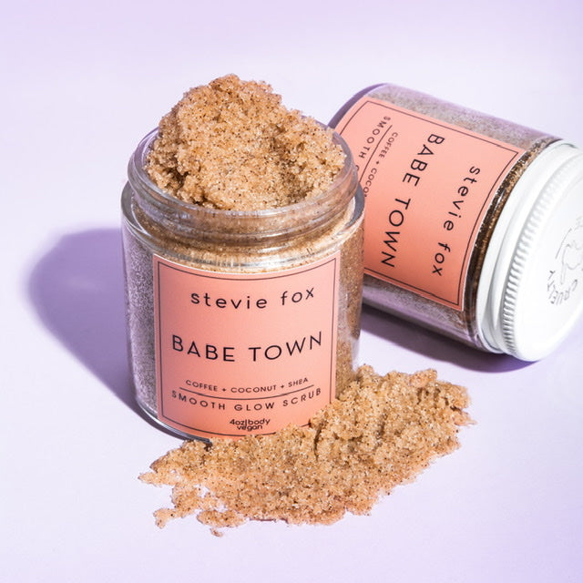 Babe Town Smooth Glow Body Scrub