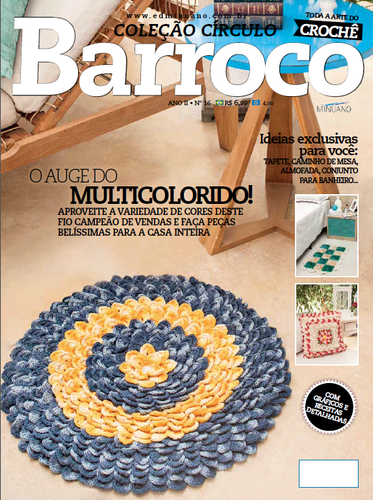 Decoration Magazine - Barroco Nº16 - Fararti