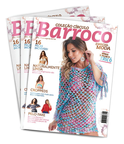 Fashion Magazine - Barroco Nº2 - Fararti