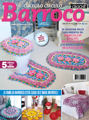 Decoration Magazine - Barroco Nº24 - Fararti