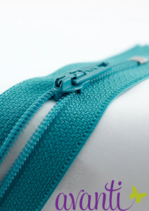 "Polyester Zippers 5"" - Fararti"