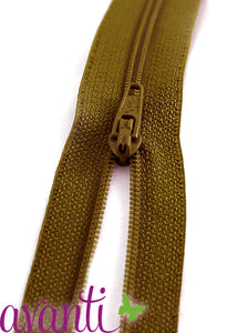 "Polyester Zippers 16"" - Fararti"