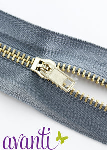 "Zippers Brass #4.5 7"" - Fararti"
