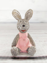 Load image into Gallery viewer, Baby topper: Bunny rabbit