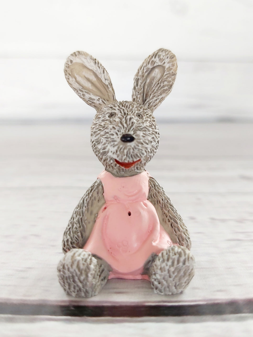 Baby topper: Bunny rabbit